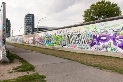 Quadro Berlino - East Side Gallery