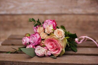 Quadro bouquet da sposa