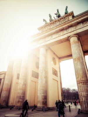 Quadro Brandenburger Tor, Berlino