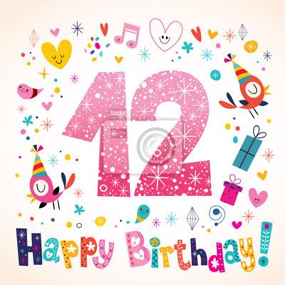 https://img.myloview.it/quadri/buon-compleanno-12-anni-i-bambini-biglietto-di-auguri-400-65856143.jpg