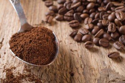 Quadro caffè torrefatto