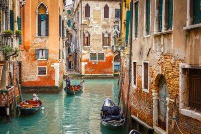 Quadro Canal a Venezia