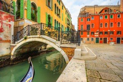 Quadro Canale a Venezia, Italia