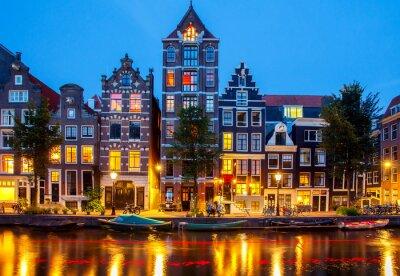 Quadro Canali di Amsterdam.