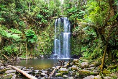 Quadro cascata Tasmania