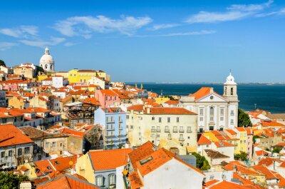 Quadro Centro di Lisbona, Portogallo