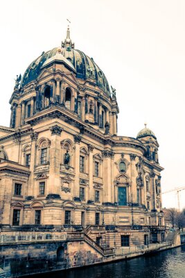 Quadro Chiesa Cattedrale di Berlino