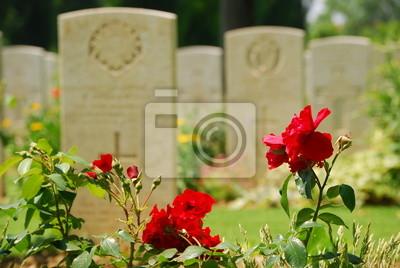 Quadro cimitero