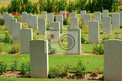 Quadro Cimitero di guerra