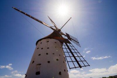 Quadro Classic Vintage Windmill costruzione