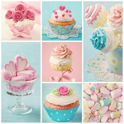 Quadro Color pastello dolci