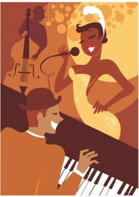 Quadro Concerto Jazz