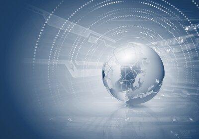 Quadro Concetto di globalizzazione