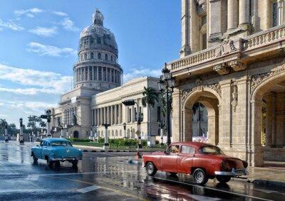 Quadro Cuba, L'Avana