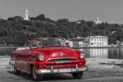 Quadro Cuba L'Avana Casablanca sw