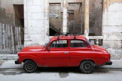 Quadro Cuba, L'Avana, Oldtimer