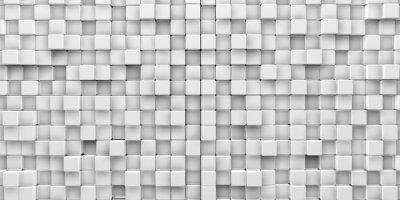 Quadro Cubi sfondo