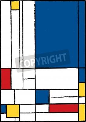Quadro Cubist painting