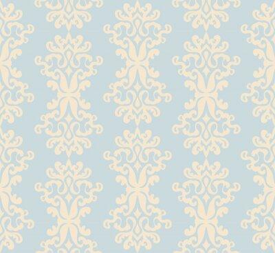 Quadro Damask  seamless pattern