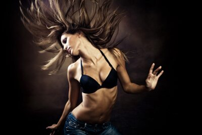 Quadro danza hot
