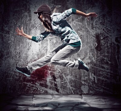 Quadro danza urbana