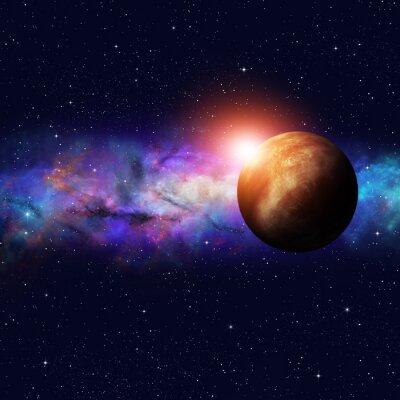 Quadro Deep Space Starfield
