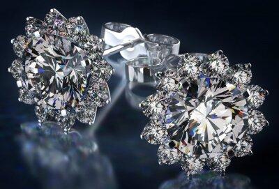 Quadro Diamond Earrings
