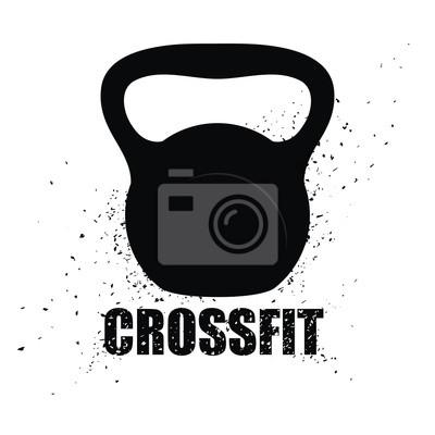 Quadro Disegno Fitness.