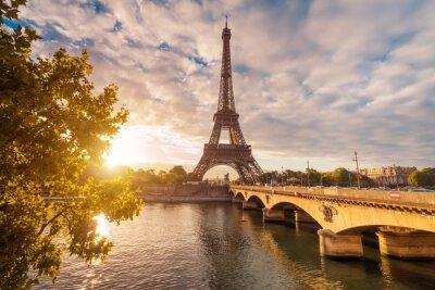 Quadro Eiffelturm a Parigi