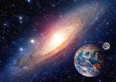 Quadro Elementi di questa immagine fornita dalla NASA.