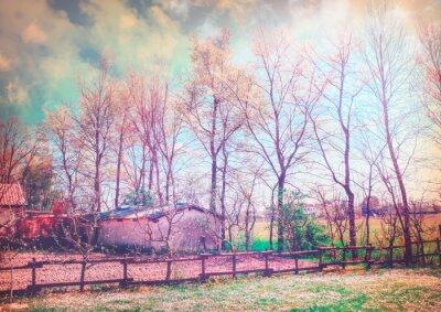 Quadro Enchanted countryside series