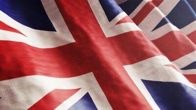 Quadro English Flag
