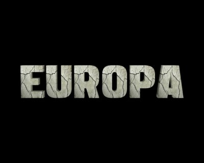 Quadro Europa 3d mosto