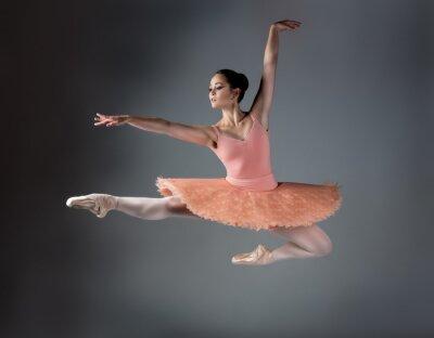Quadro Female ballet dancer