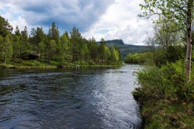 Quadro Fiume in Norvegia