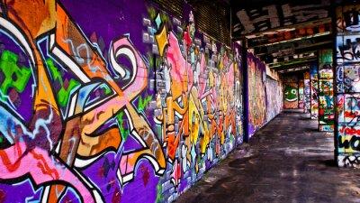 Quadro Gang Graffiti