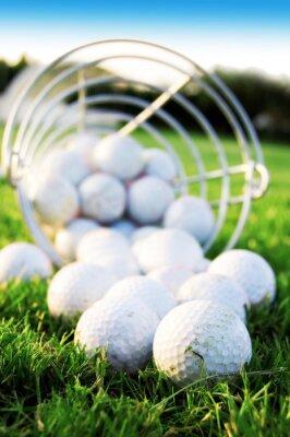 Quadro Gioco di golf.
