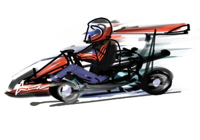 Quadro Go-cart