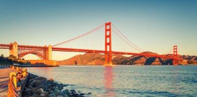 Quadro Golden Gate Bridge