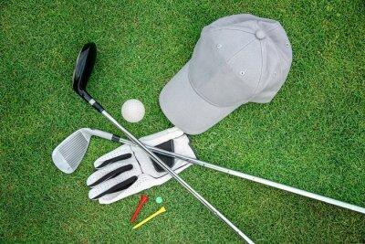 Quadro Golf bacground