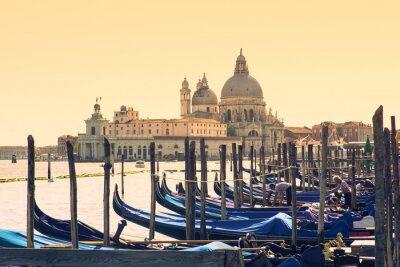 Quadro Gondole, Venezia
