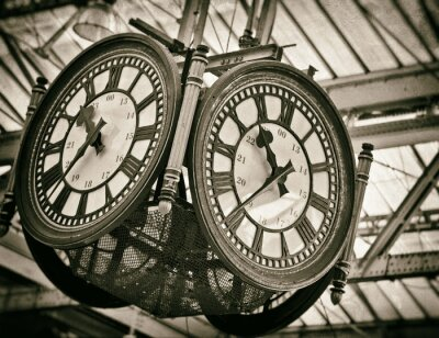 Quadro Grande orologio