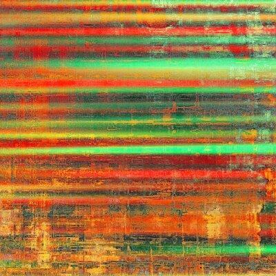 Quadro Grunge sfondo colorato. Con differenti modelli di colore: giallo (beige); rosso (arancio); verde; Nero