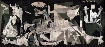 Quadro Guernica of Pablo Picasso