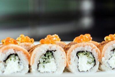 Quadro gustosi sushi