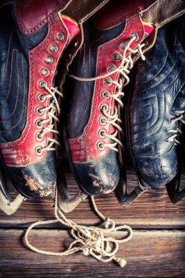 Quadro Hockey skates Vintage