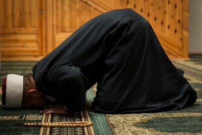 Quadro Imam praying
