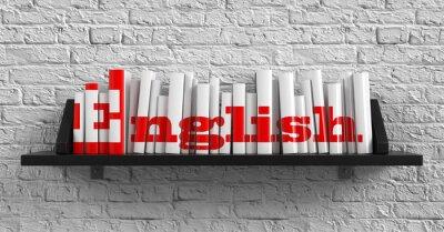 Quadro Inglese. Concetto di educazione.