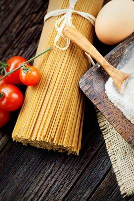 Quadro Ingredienti Pasta