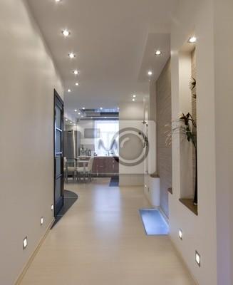 Interni Moderni Dipinti Da Parete Quadri Corridoio Ingresso Case